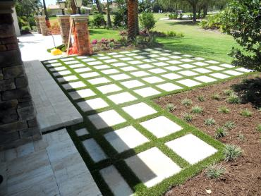 Artificial Grass Photos: Artificial Turf Dooms, Virginia Paver Patio, Backyards