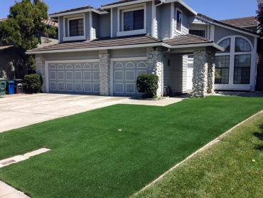 Artificial Grass Photos: Fake Grass Richlands, Virginia Landscape Design, Front Yard Landscaping