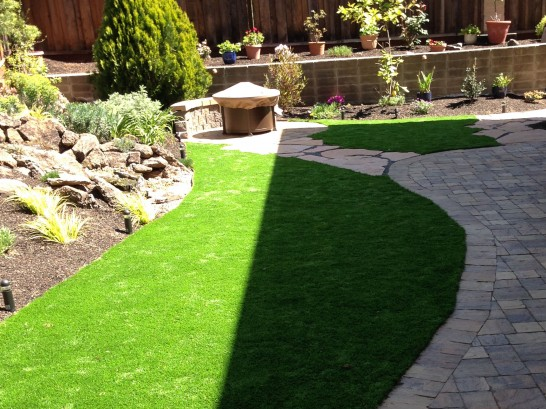 Artificial Grass Photos: Fake Lawn Gordonsville, Virginia Paver Patio