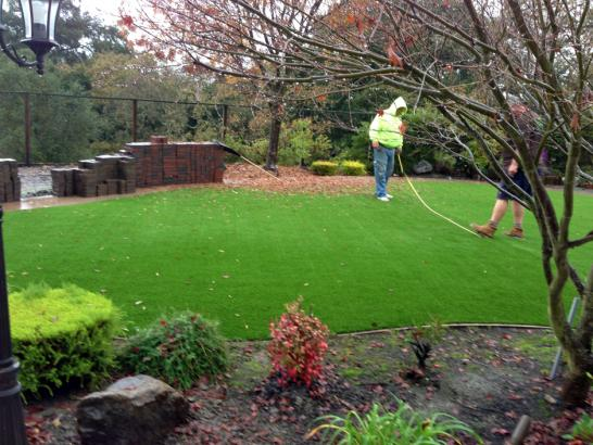 Artificial Grass Photos: Grass Installation Greenbush, Virginia Backyard Deck Ideas, Backyards
