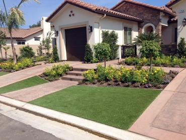 Artificial Grass Photos: Grass Installation Sperryville, Virginia Lawn And Landscape, Small Front Yard Landscaping