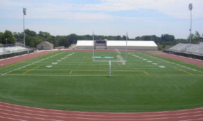 Sports Fields Synthetic Grass in Virginia