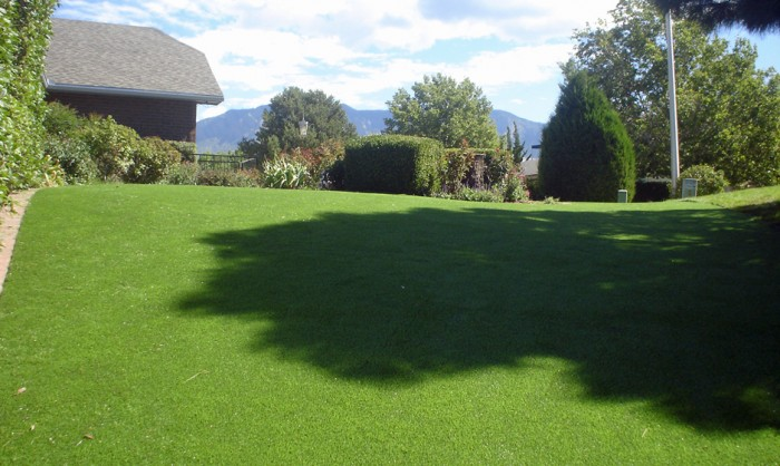 Synthetic Grass for Landscape Lawns Virginia